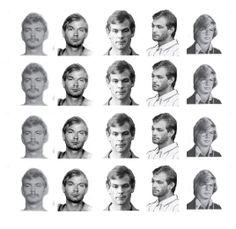 Jeffrey Dahmer Nail Decals