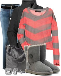 """""""Comfy Grey"""" by coombsie24 on Polyvore"""