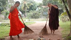 What The Buddhists Can Teach Us About Household Chores. The practice of soji can help you learn to clean everything.