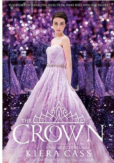 The 6th book in the series! The crown this is the real deal cover! I'm so excited I can not wait another second