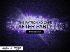 Patron XO Cafe After Party