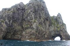 Bay of Islands - Hole in the Island // Neuseeland