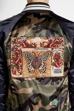 Valentino - Printed Jacket | STYLEBOP
