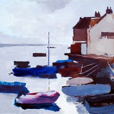 Wells Harbour by Stephen Robson