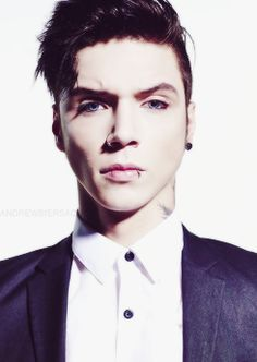 andy biersack photoshoot 2013 - Google Search
