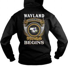 Cool  WAYLAND T shirts