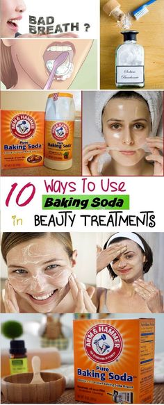 10 Ways In Which Baking Soda Can Improve Your Beauty