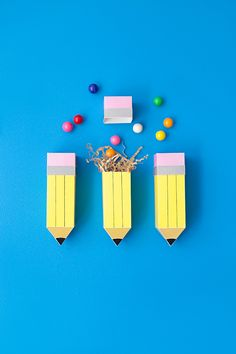 DIY Mini Pencil Box for Back to School | like-the-cheese.com for Silhouette