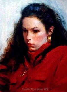 Susan Jansen (oil painting)