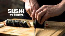 Kurs robienia sushi