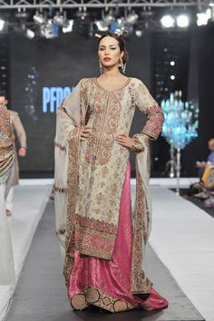 Pakistani Bridal Couture!!!!! One of a Kind!!!!! The quality of Pakistani embroidery can't be matched!!
