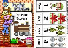 Classroom Freebies: Free counting sticks- Polar Express