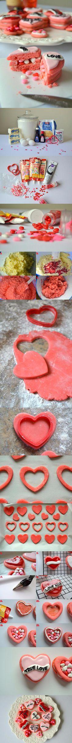 True Love Cookies