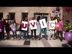 Over 900 students and faculty at UVIC, a university in Barcelona, Spain did this beautiful and uplifting little film to show off all their various departments.  Always makes me smile.