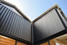 Louvreline Weatherboard Panels and Shutters - LouvreTec