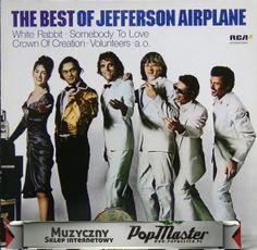 Jefferson Airplane The Best Of Jefferson Airplane  NL 89186 Winyle Rock Vinyls