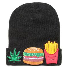 #Cap #Food #Fashion #Rad