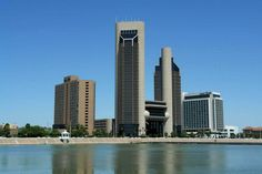 Corpus Christi, Texas - I lived here from Selena Quintanilla Perez, Places Ive Been, Places To Go, Corpus Christi Texas, Usa Pictures, Morning View, Willis Tower, Skyscraper, Skyline