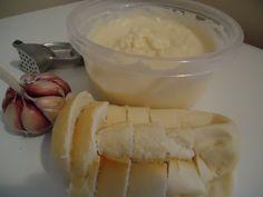Receita de Pasta de alho para churrasco - Show de Receitas