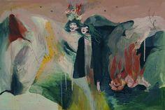 Fire - (Helberger in Paradise) 2014 by Alexandra Levasseur