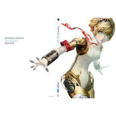 ART BOOK : Shigenori Soejima ART WORKS 2004-2010 – HYPETOKYO