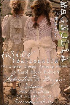 Magnolia Pearl Fashion Show......