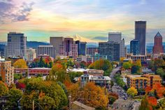 portland during fall