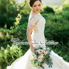 Tyrone An Couture Formal Dresses, Wedding Dresses, Mermaid, Gowns, Couture, Fashion, Dresses For Formal, Bride Dresses, Vestidos