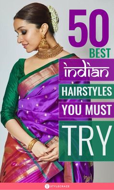 50 Best Indian Hairstyles You Must Try
