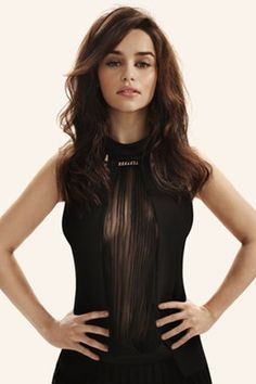 Gorgeous Emilia Clarke from Game Of Thrones!!