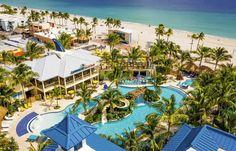 Parrotheads' Paradise: Jimmy Buffett's New Margaritaville Hotel