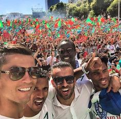 Coco and Jeans: Portugal European Champions 2016