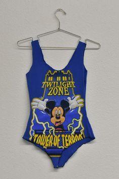 Tower of Terror Disney Bodysuit