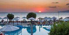 Verbringe 5, 7 oder 14 Nächte im 5-Sterne Hotel Creta Maris. Im Preis ab 675.- sind die All Inclusive Verpflegung und der Flug ebenfalls inbegriffen.  Hier kannst du deine Ferien buchen: http://www.ich-brauche-ferien.ch/ferien-in-kreta-mit-uebernachtung-und-flug-fuer-675/