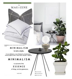 Minimalist Spring Bedroom by viva-12 on Polyvore featuring interior, interiors, interior design, home, home decor, interior decorating, bedroom, Home, Minimalist and furniture