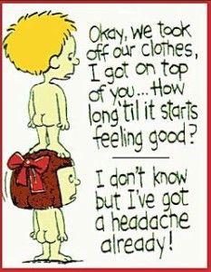 Is sex good for a headache