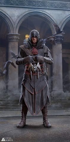 Assassin's Creed Identity - Access the Animus