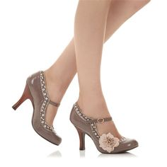 POPPY (Mink) - By Ruby Shoo Must have these!!