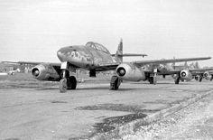 The World's first Jet Fighter, the German Messerschmitt Me 262