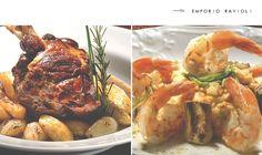 Emporio Raviolli,  restaurant, restaurant tips, suggestions, restaurante, dicas de restaurantes, dicas, comida, cibo, mangiare, food, delicious, São Paulo, Brazil, Brasil, carne, meat,potatoes, batatas, shrimp, camarão