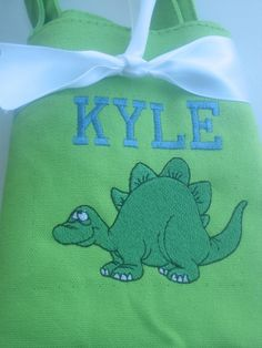 kids personalized tote-bags by Maggie