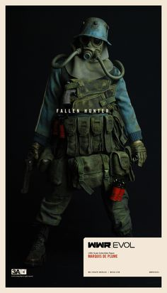 """REVEALED: threeA's """"WWR Evol: Marquis De Plume"""" 1/6th scale figure with 3AA Exclusive Prey Box!"""