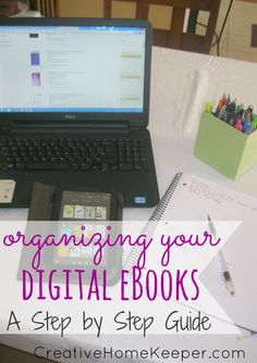 Organizing Your Digi