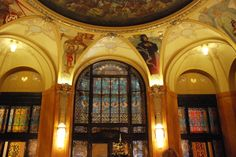 Municipal House Obecní dům Prague Alphonse Mucha - Pesquisa Google