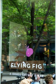 Flying Fig, Cleveland - one of my favorite Cle restaurants
