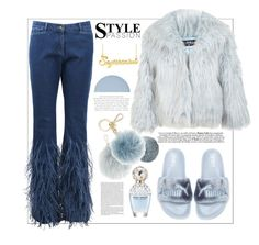 """""""💋 better have my money 💶"""" by teryblueberry ❤ liked on Polyvore featuring Deborah Lippmann, Miss Selfridge, Michael Kors, Bloomingville, MICHAEL Michael Kors, Marc Jacobs and Belk & Co."""
