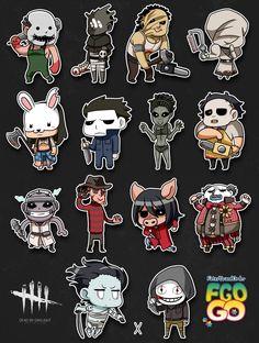 Horror Icons, Horror Films, Horror Art, Bioshock Art, Horror Villains, Horror Drawing, Slasher Movies, Funny Horror, Rpg Horror Games