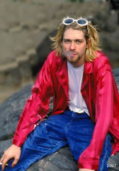 I like to complain and do nothing to make things better. -Kurt Cobain