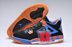 super popular f4d94 c91ed Buy Inexpensive Nike Air Jordan 4 Iv Free Girls Shoes Black Blue Orange  from Reliable Inexpensive Nike Air Jordan 4 Iv Free Girls Shoes Black Blue  Orange ...
