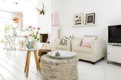 Luminoso y colorido diseño. El espacio familiar perfecto